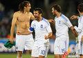 图文:希腊2-1尼日利亚 卡拉古尼斯十分兴奋