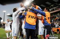 图文:希腊2-1尼日利亚 比赛结束希腊胜