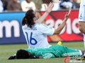 图文:希腊2-1尼日利亚 基尔贾克斯申述