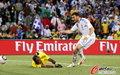 图文:希腊2-1尼日利亚 破门瞬间