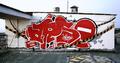 组图:国外精彩街头涂鸦作品欣赏