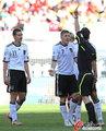 10人德国0-1塞尔维亚