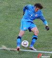 图文:德国VS塞尔维亚 斯托伊科维奇救球