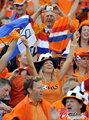 图文:荷兰VS日本 球迷助威比赛(21)
