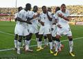 加纳1-1平澳大利亚队