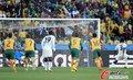图文:加纳VS澳大利亚 吉安罚进点球