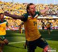 图文:加纳1-1澳大利亚 霍尔曼异常兴奋