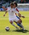 图文:斯洛伐克VS巴拉圭 巧妙回避