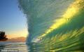 高清:水的姿态 精彩的海浪摄影作品