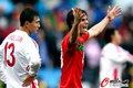 图文:葡萄牙7-0朝鲜 蒂亚戈庆祝进球