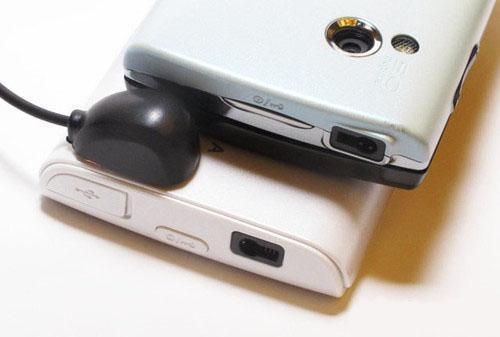 sony ericsson lt22i-概念美型手机 索尼爱立信X8外观图赏