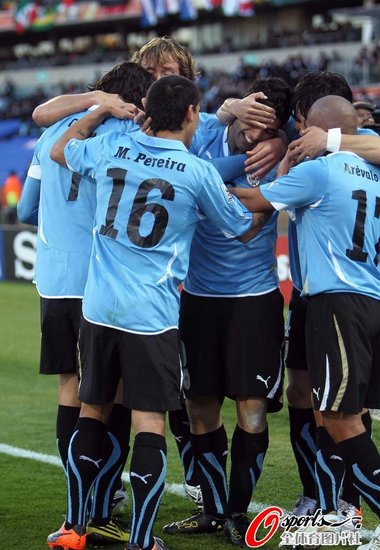 腾讯特评:乌拉圭令人惊喜 他们本届至少八强