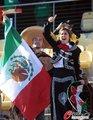 图文:墨西哥0-1乌拉圭 球迷激情助威13