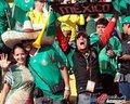 图文:墨西哥0-1乌拉圭 球迷激情助威17