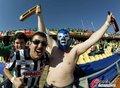 图文:墨西哥0-1乌拉圭 球迷激情助威22