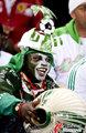 图文:韩国VS尼日利亚 球迷激情助威(20)