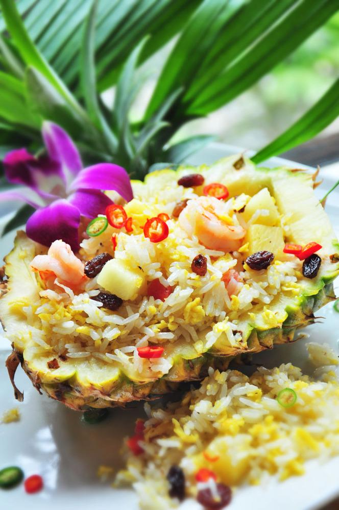 国贸豪生果仁天下泰国美食节美食波菜酒店风情视频