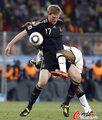图文:加纳0-1德国 默特萨克稳如泰山