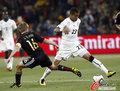 图文:加纳0-1德国 博阿滕突破