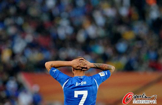特评:意大利没等到救世主 南非今夜无人卫冕