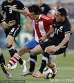图文:巴拉圭0-0新西兰 巴尔德斯神勇无敌