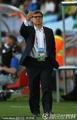 图文:巴拉圭0-0新西兰 双方主帅场下比拼(1)