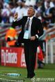 图文:巴拉圭0-0新西兰 双方主帅场下比拼(2)