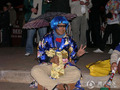 组图:球迷观战秀cosplay 球场成日本文化节