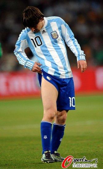 特评:假如没有梅西,阿根廷不过只是伪强队