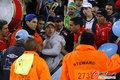 阿墨两国球迷发生骚乱
