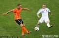 图文:荷兰2-1斯洛伐克 大脚解围