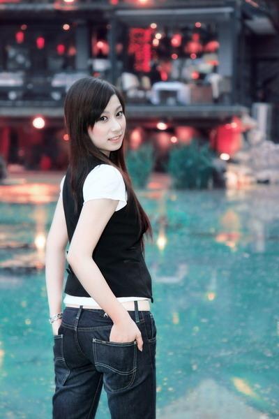 品展示 上海美女