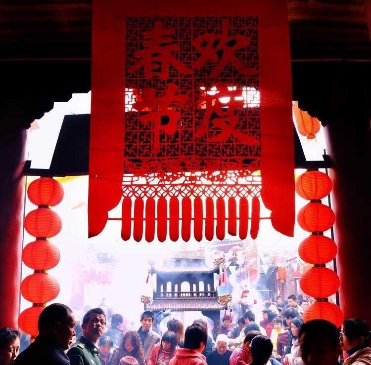 庙会(闫记红摄)