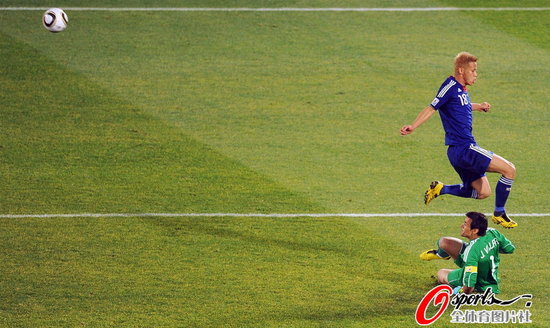 特评:日本出局必然 亚洲足球还只是第三世界