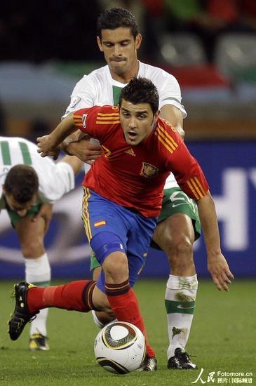 半场快评:谁来当西班牙的梅西 找出获胜之匙