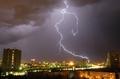 高清:盘点世界各地震撼的闪电照片
