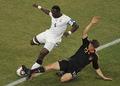 加纳队(D组第二)队长:约翰·门萨