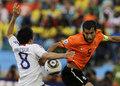 荷兰队(E组第一)队长:吉奥瓦尼·范布隆特