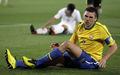 巴西队(G组第一)队长:卢西奥