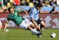 墨西哥队(A组第二)队长:布兰科