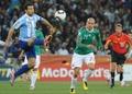 阿根廷队(B组第一)队长:马斯切拉诺
