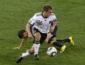 德国队(D组第一)队长:拉姆