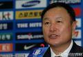 组图:韩国队主教练许丁茂宣布辞职