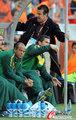 高清:巴西惨遭荷兰逆转 邓加场边暴跳如雷