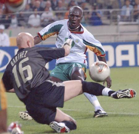 杯 1000万人口的塞内加尔闯进八强-人口小国造足球大奇迹 世界杯大