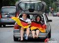 德国国内球迷激情