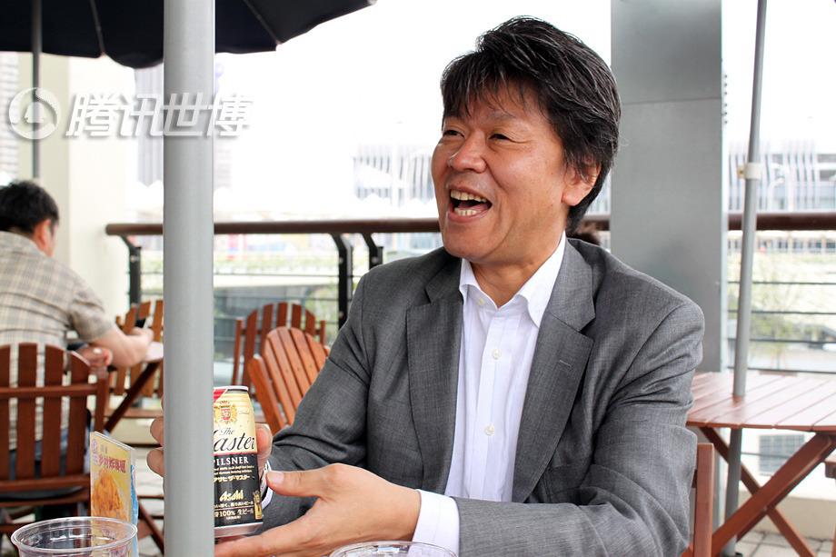 片冈亮先生。