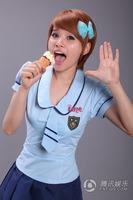 给学长舔冰淇淋