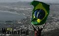 信仰之旗飘扬南非