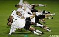 德国西班牙赛前轻松备战